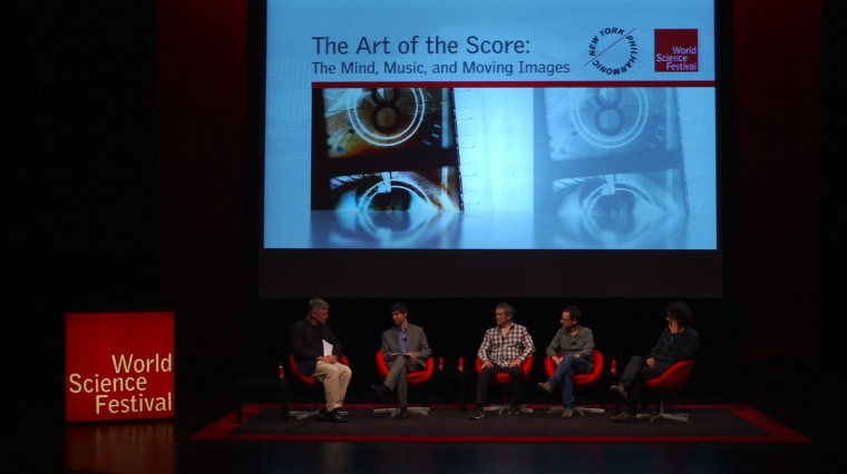 "Listening In: World Science Festival Presents ""The Art of the Score"""