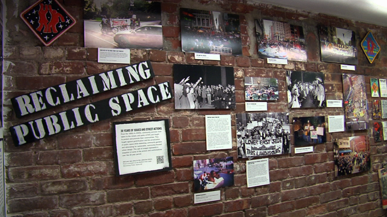 New Museum Showcases Recent History on the Lower East Side