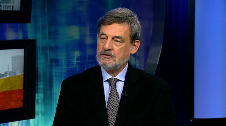 Extended Interview with Center for Urban Research Director John Mollenkopf