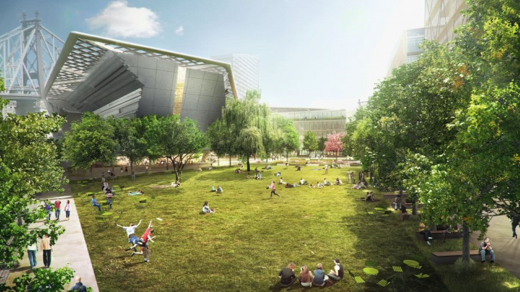 MetroFocus Preview: Cornell NYC Tech, Broadband, Lady at the O.K. Corral, Math Museum