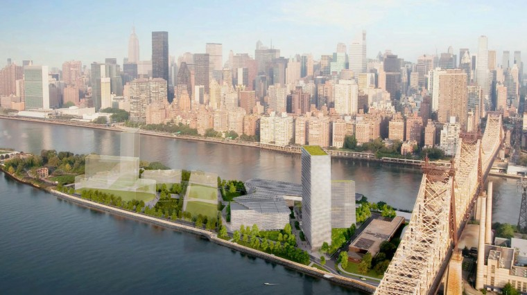 Cornell NYC Tech: Building a Culture for Innovation on Roosevelt Island