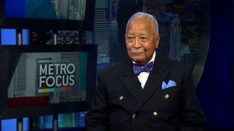 """A Mayor's Life"": David Dinkins on Campaign 2013 and His New Memoir"