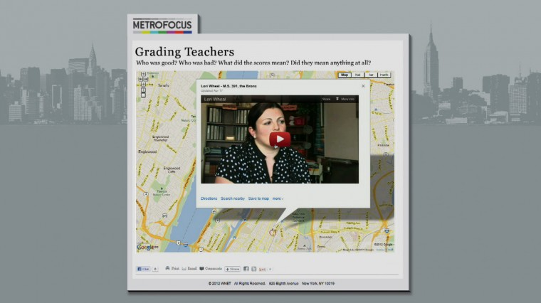 The Grading Teachers Project: Share Your Thoughts Online