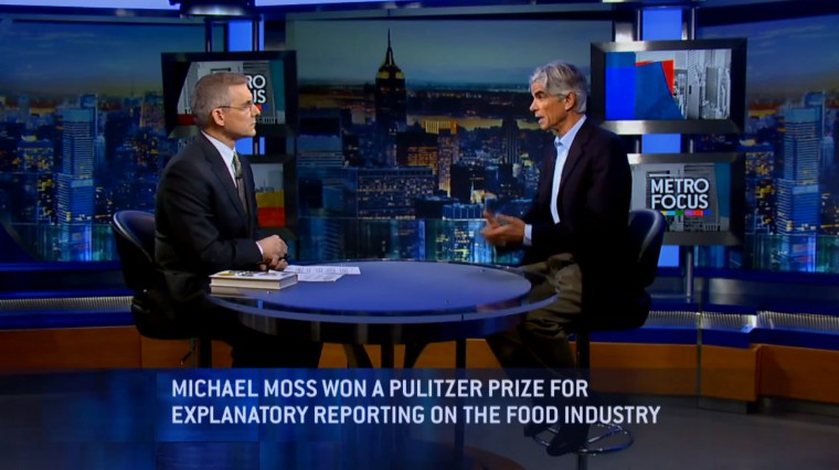 Salt Sugar Fat: Author Michael Moss on America's Processed Food Industry