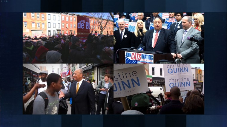 NYC Votes 2013: Primary Election Analysis