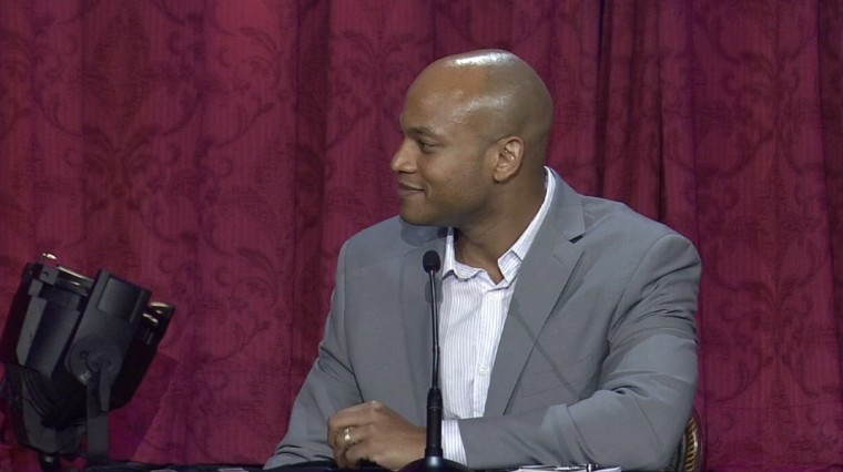 Web Extra: Wes Moore at WNET's Celebration of Teaching & Learning