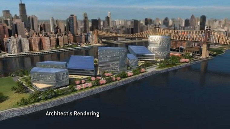 CornellNYC Tech Update: NYC's Biggest Tech Development Begins