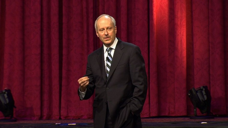Web Extra: Michael Sandel at WNET's Celebration of Teaching & Learning