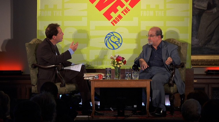 When the Bronx was Burning over Salman Rushdie's Book