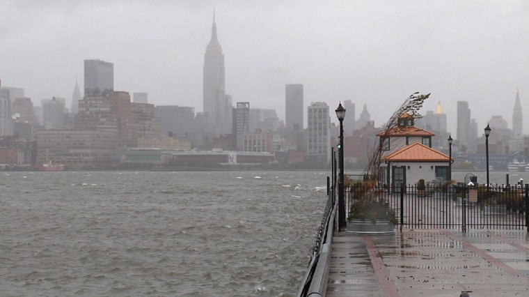 New Report Lays Out Strategy For Post-Sandy NYC