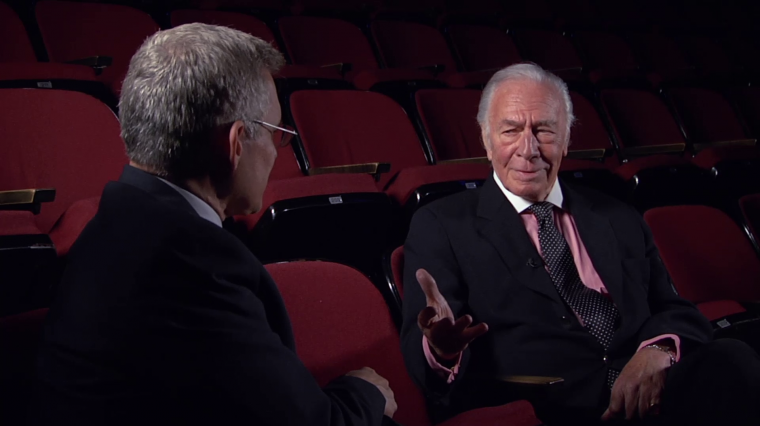 'A Word or Two' with Theatre World Lifetime Achievement Award Recipient Christopher Plummer