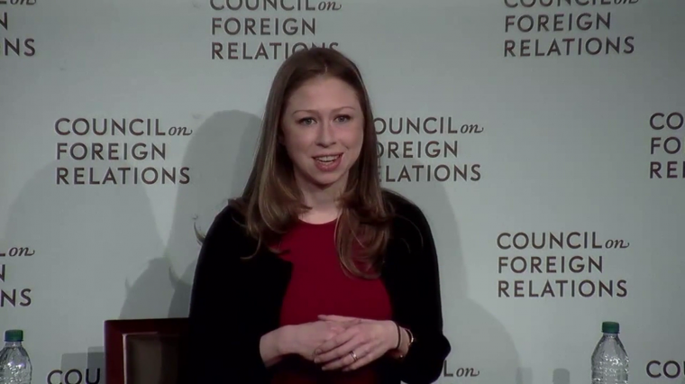Listening In: Women's Rights as Human Rights with Chelsea Clinton at the Council on Foreign Relations