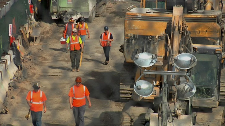 Full Episode May 1: Aging Infrastructure, Toms River Dunes, Adirondack P-TECH