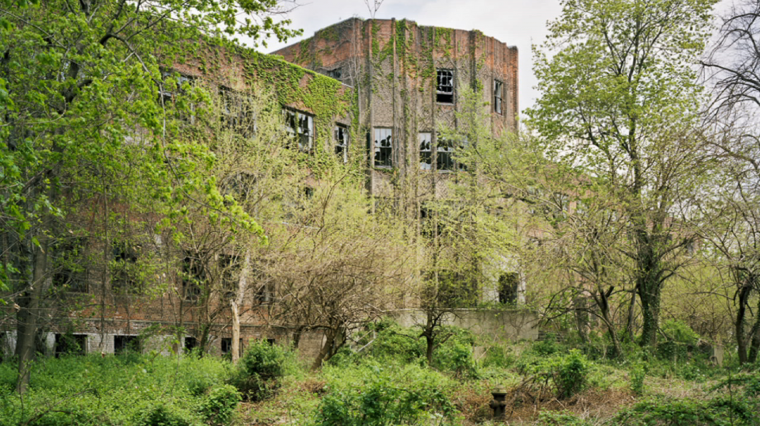 Photographer Christopher Payne's Journey to Abandoned North Brother Island