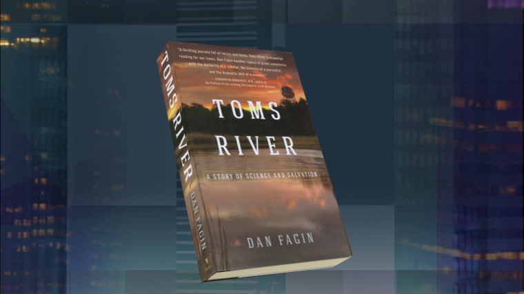 Environmental Journalist Dan Fagin's Book on Toms River