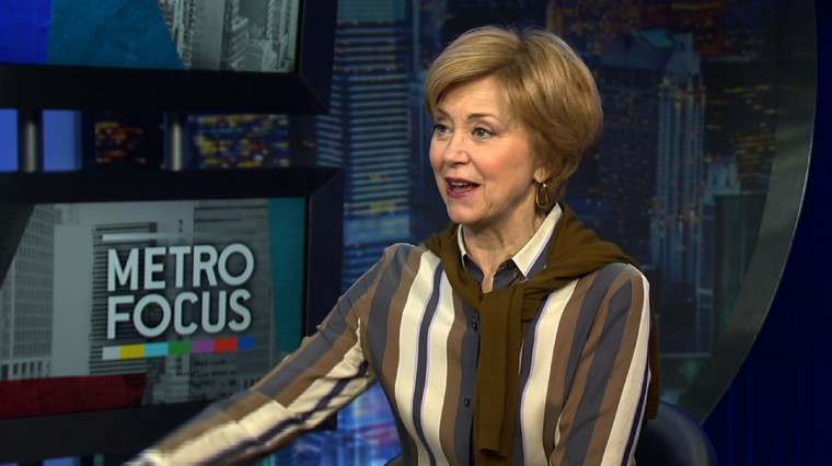 Jane Pauley on Self-Reinvention and Life Reimagined