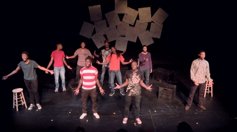 A Second Act for Troubled Teenagers at a Broadway Theatre Company