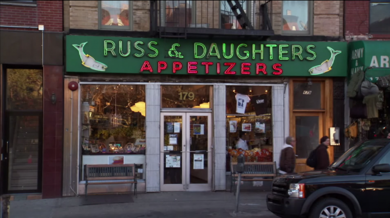 "New Documentary ""The Sturgeon Queens"" Chronicles 100 Years of Russ and Daughters"
