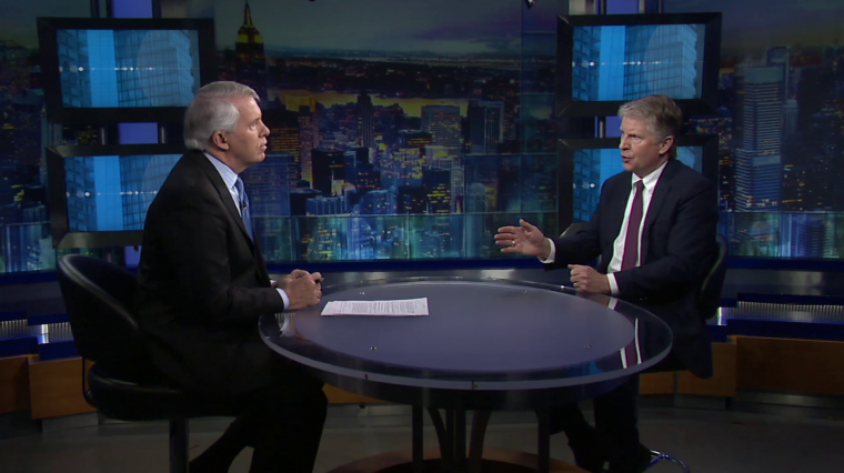 Manhattan District Attorney Cyrus Vance, Jr. on the Increased Prosecution of Human Trafficking