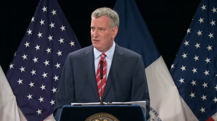 Mayor de Blasio's State of the City Address Focuses on Affordable Housing