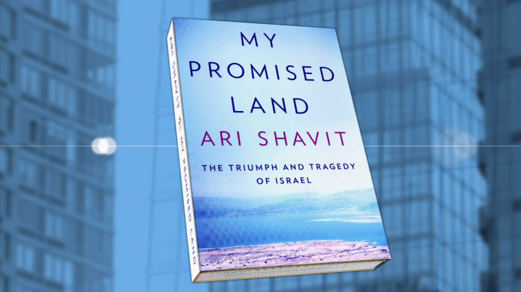 Exploring the Seeds of Today's Middle East Conflict with Ari Shavit
