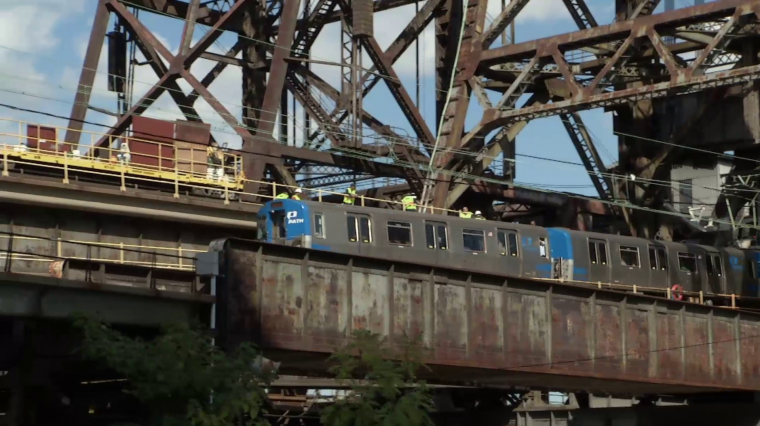 Preview 11/2: Rebuilding After Sandy, Rail Tunnel Repair, Albany and Long Island, PBS Nature Sloth Documentary