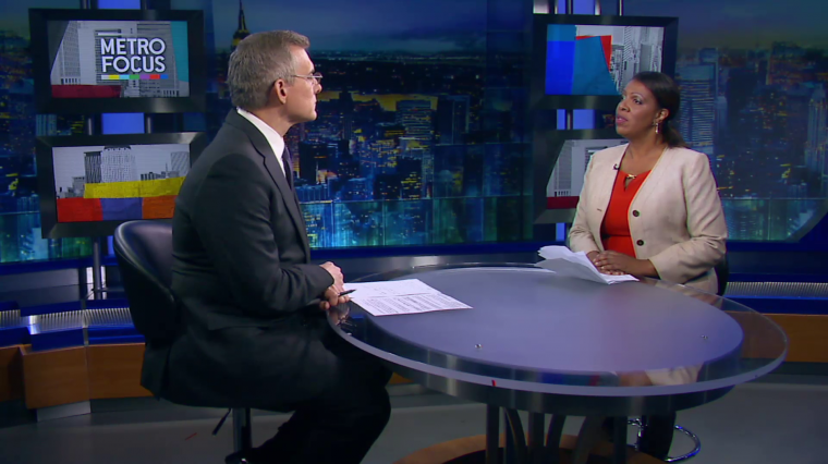 Public Advocate Letitia James On Her Agenda for New York City