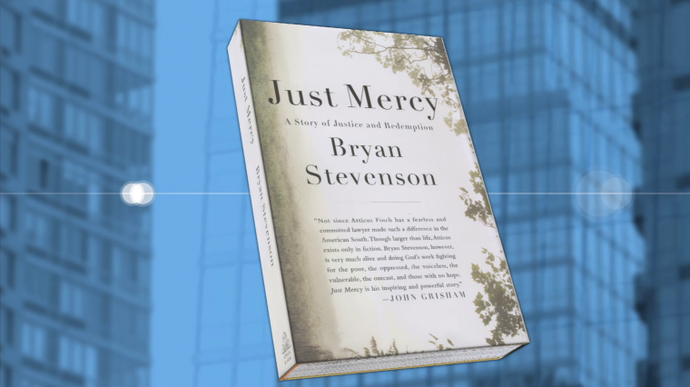"""Just Mercy"" Author Bryan Stevenson on Capital Punishment and Wrongful Convictions"