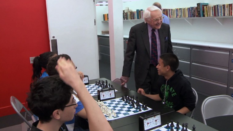 Chess-In-The-Schools: How Lewis Cullman is Giving Back
