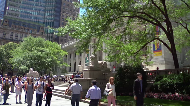 Preview 7/17: NY's Public Library, Public Pensions, Summer Meals
