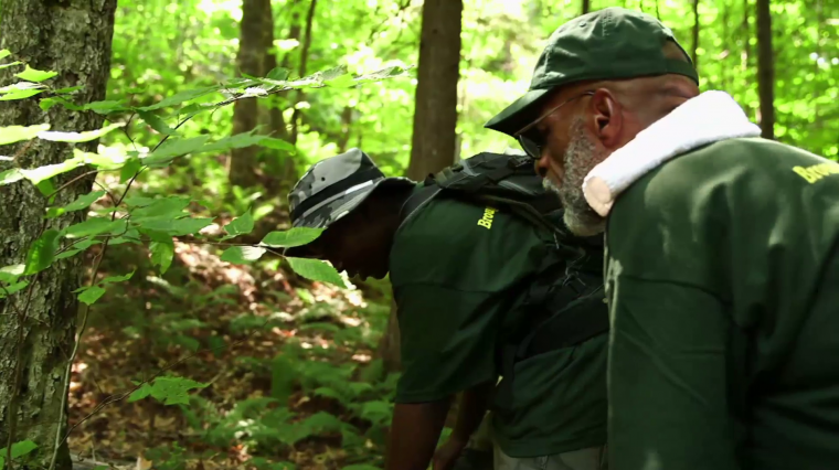 Vietnam Veteran Volunteers to Introduce Inner-City Youth to Nature