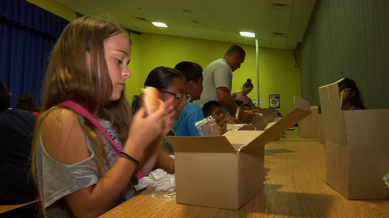 Summer Food Service Offers Healthy Meals for Needy Students