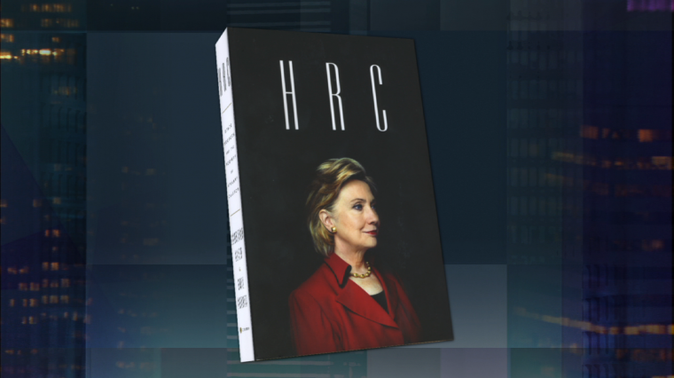"""HRC"" Authors on the Rebirth of Hillary Clinton"