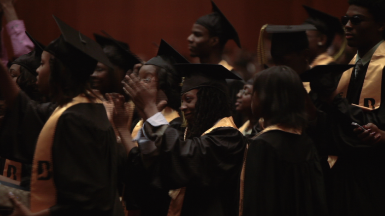 "Filmmakers Take on the Black Male Achievement Gap in ""American Promise"""