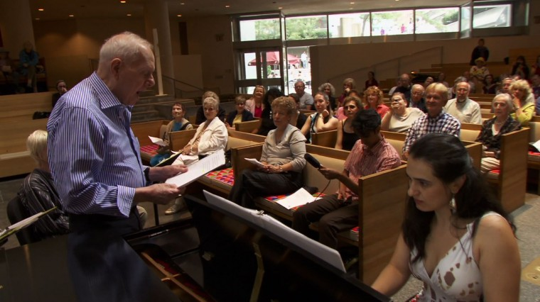 """Unforgettable"" Chorus Group Reveals Impact of Song on People with Dementia"