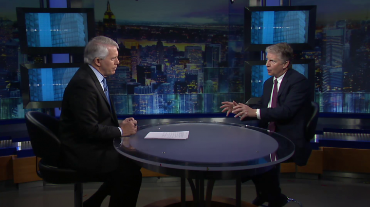 Manhattan District Attorney Cyrus Vance, Jr. on Fighting Crime With New Technology