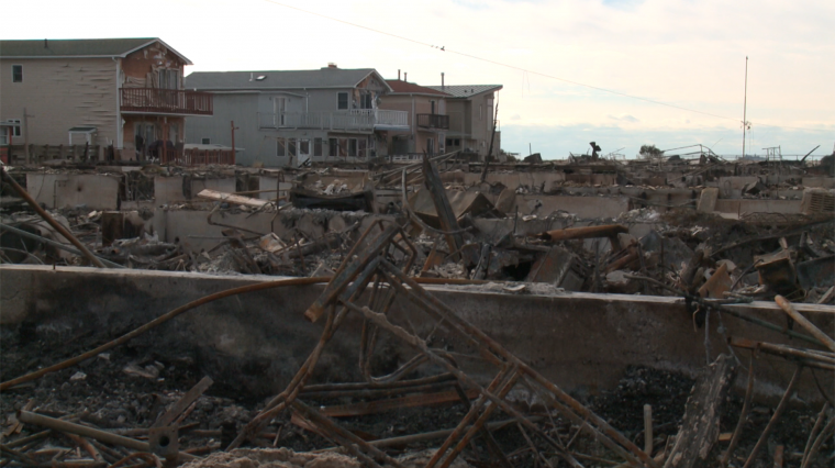 New Jersey Limps Toward Recovery After Sandy