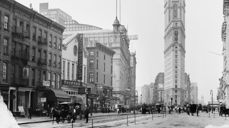 The Unknown Story Of Broadway Street