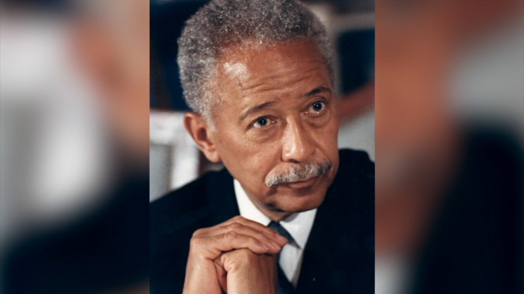 Mayor Dinkins Reflects on his Time in Office