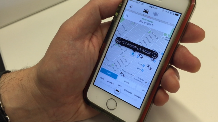 """""""Electronic Hail"""" Drives Uber Debate In NYC"""