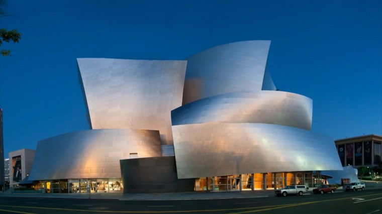 Building Art: New Bio Explores the Life and Work of Frank Gehry