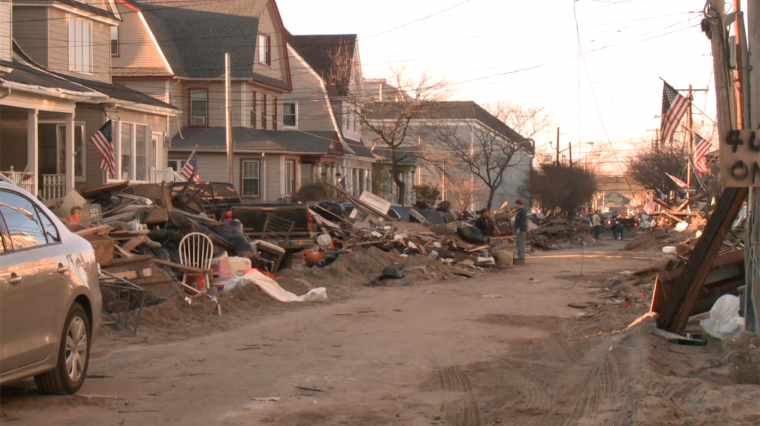Web Extra: Hurdles for Homeowners Endure After Sandy