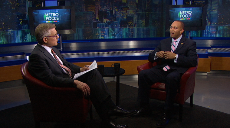 Catching Up With New York Rep. Jeffries