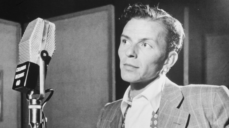 Explaining The Appeal Of Frank 'The Voice' Sinatra