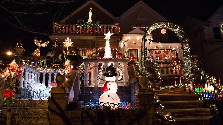 Where To Spot The City's Best Holiday Lights