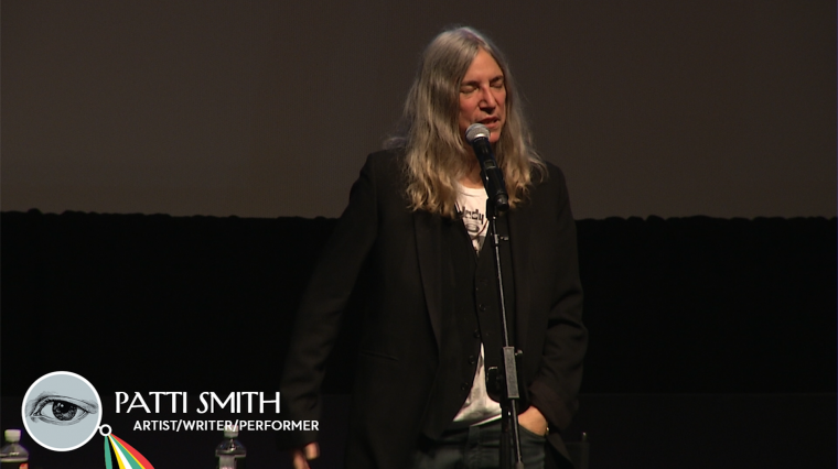Catching Up With Punk Rock Legend Patti Smith