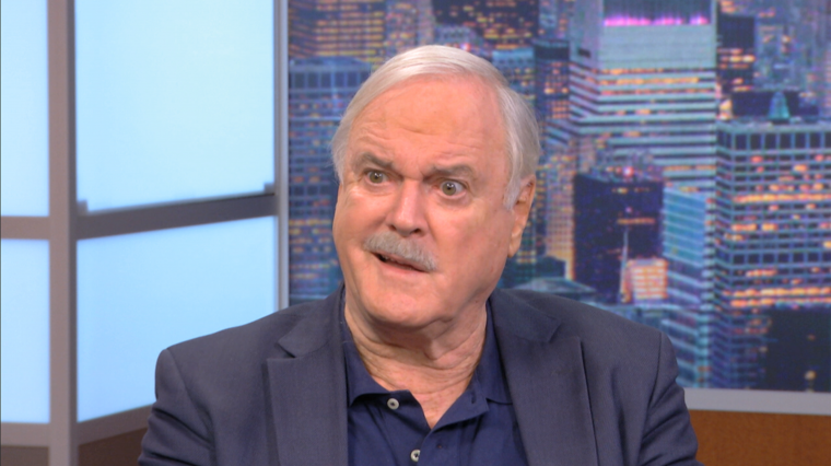 Full Episode: John Cleese, January 8, 2016