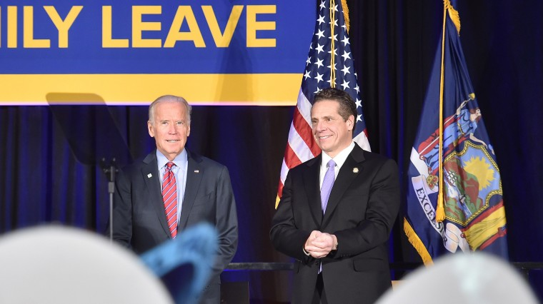 Political Roundup: de Blasio's Albany Visit; Gov's Family Leave Support; New Lobbyist Rules