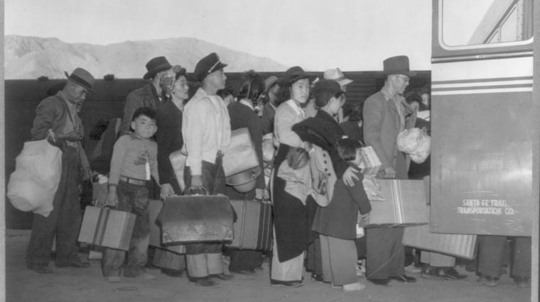 The History Of America's Japanese Internment Camps