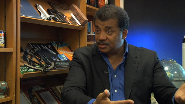 Neil deGrasse Tyson On Keeping Kids Interested in Science